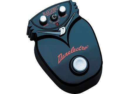 Danelectro DJ-22 Black Licorice Beyond Metal