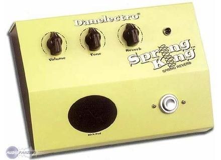 User Reviews Danelectro Dsr 1 Spring King Audiofanzine