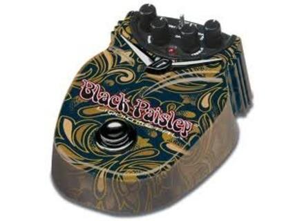 Danelectro LM-1 Black Paisley Liquid Metal