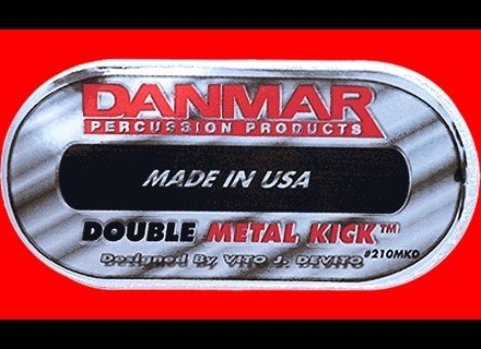 Danmar Double Metal Kick