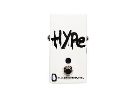 Daredevil Pedals The Hype