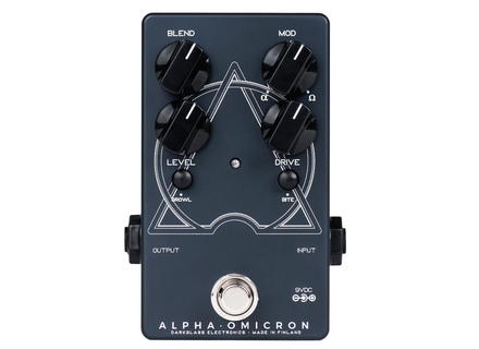 Darkglass Electronics Alpha · Omicron