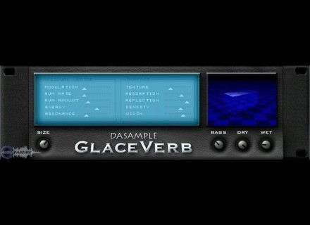 Dasample GlaceVerb [Freeware]