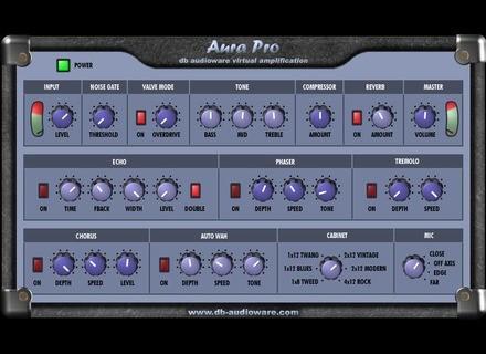 db Audioware Aura Pro