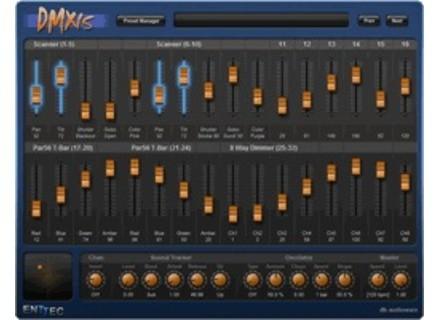 db Audioware DMXIS