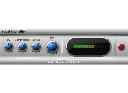 db Audioware Vocal Intensifier