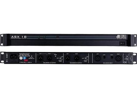 dB Technologies ASX 18