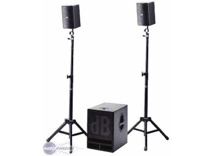 dB Technologies S-400 Entertainer