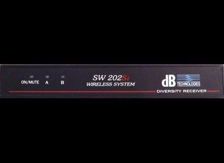 dB Technologies SW202