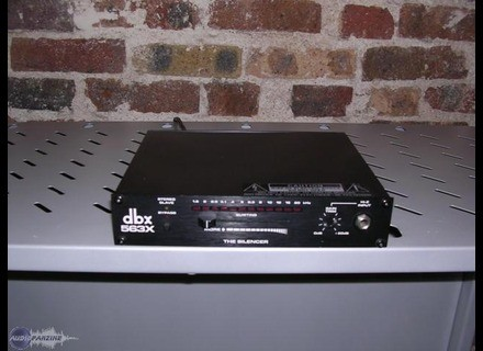 dbx 563X