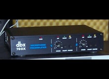 dbx 760 X