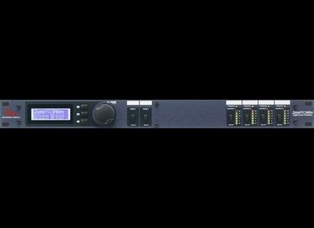 dbx ZonePRO 640M