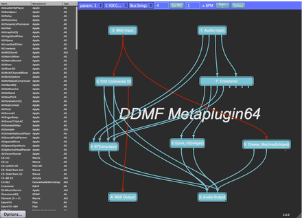 DDMF Metaplugin