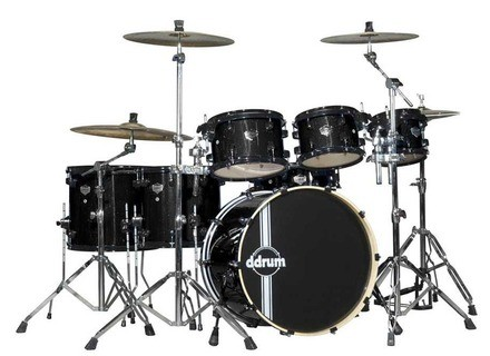 Ddrum Defiant 7-Piece Drum Shell Kit