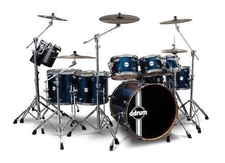 Ddrum Reflex Standard - Black