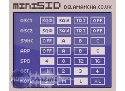 De La Mancha miniSID [Freeware]