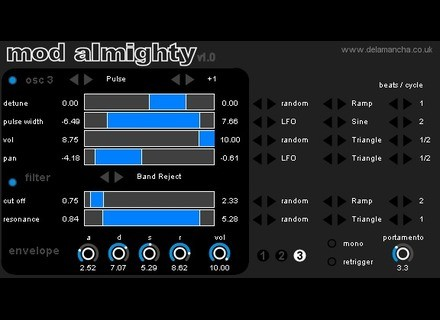 De La Mancha Mod Almighty [Freeware]