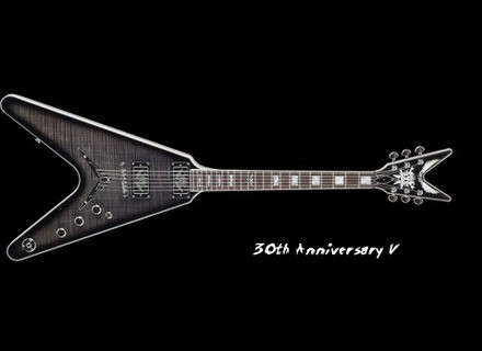 Dean Guitars 30th Anniversary V
