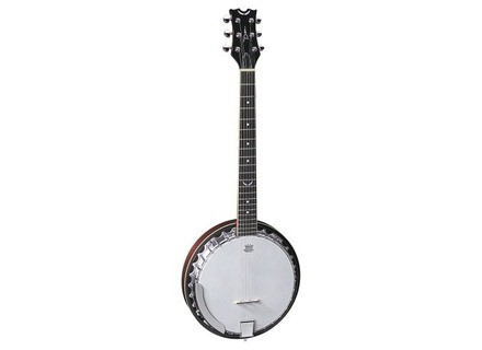 Dean Guitars Backwoods 6 Banjo