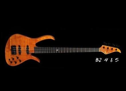 Dean Guitars Brian Bromberg Signature B2 - 5