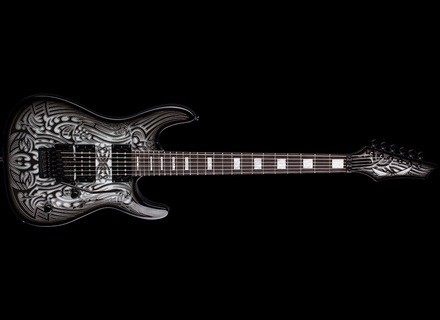"Dean Guitars Custom 450 Floyd ""Graphyte"""