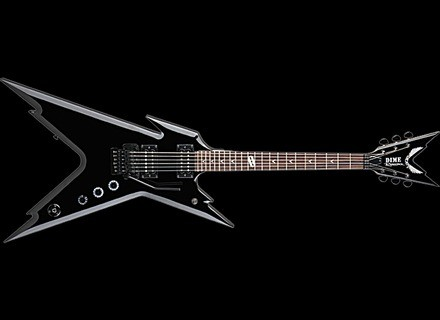 Dean Guitars Dime Razorback DB Floyd