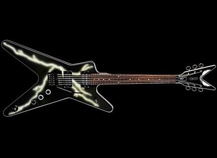 Dean Guitars Dimebag Blackbolt Floyd ML