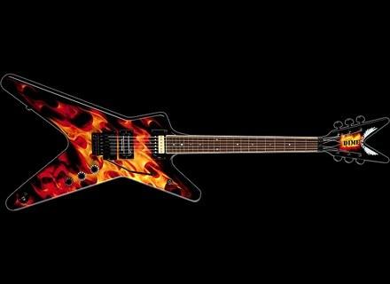 Dean Guitars Dimebag Dime O Flame