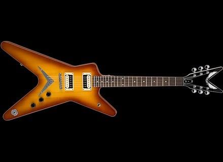 Dean Guitars ML X - Trans Brazilaburst