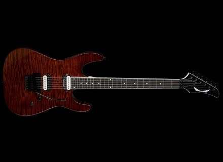 Dean Guitars Modern 24 Select Flame Floyd
