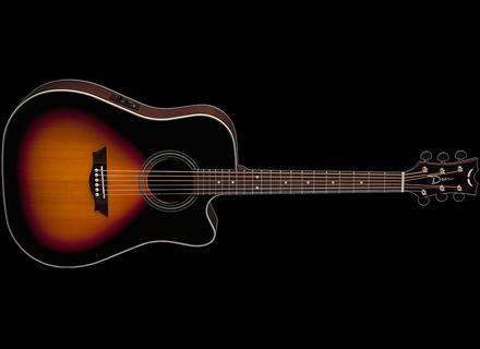 Dean Guitars St. Augustine Solid Top Cutaway A/E