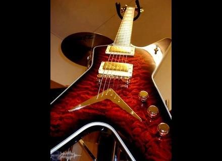 "Dean Guitars USA ML ""DOA"" Limited Etidion 2004"