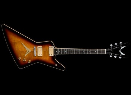 Dean Guitars USA Patents Pending Z Flame Top