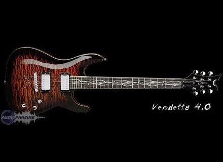 Dean Guitars Vendetta 4.0