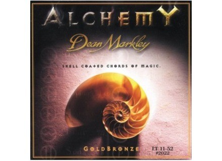 Dean Markley Alchemy Gold Bronze