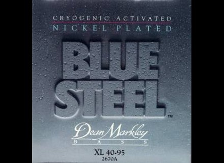 Dean Markley Blue Steel NPS Bass