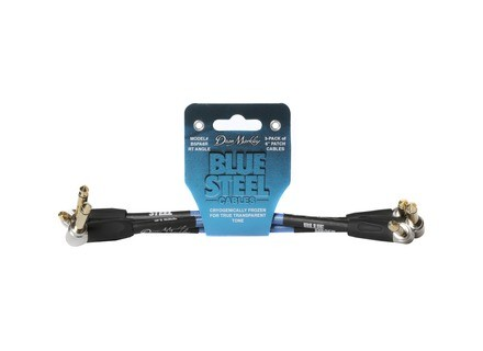 Dean Markley Blue Steel Patch Cable