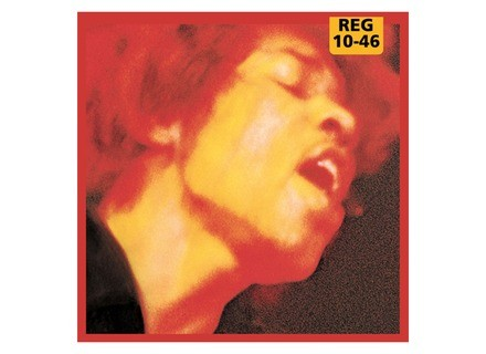 Dean Markley Jimi Hendrix Pure Nickel