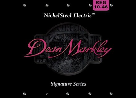 Dean Markley NickelSteel Electric