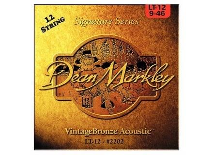 Dean Markley Vintage Bronze 12-String