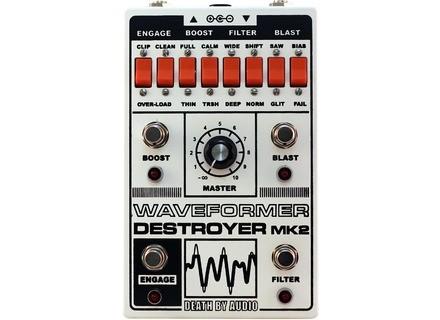 Death By Audio Waveformer Destroyer MK2