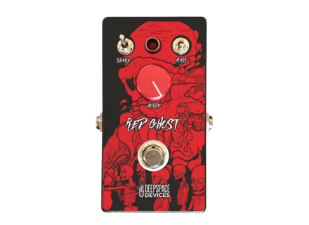 Deep Space Devices Red Ghost
