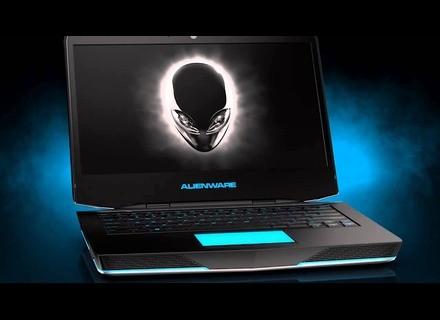 Dell alienware m14