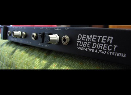 Demeter Tube Direct 4 Channel DI