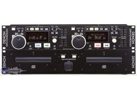 User Reviews Denon Dj Dn D4000 Audiofanzine
