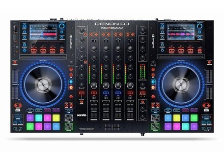 Denon DJ MCX8000