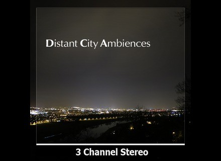 Detunized Distant City Ambiences