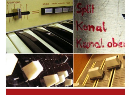 Detunized DTS010 - Four Organs For Music