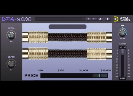 Devious Machines DFA-3000