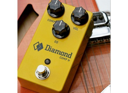 Diamond Pedals Comp Jr